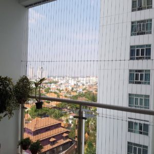 Sản phẩm lưới an toàn ban công cửa sổ